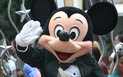 "Disneyland Introduces All New ""Magic Happens"" Parade"