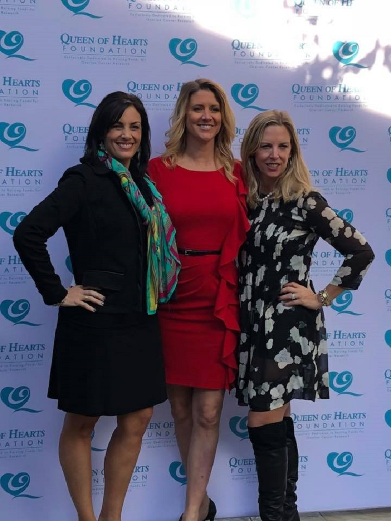 Thanks to the works of Cristen Lebsack and Caren Edler from the Queen of Hearts Foundation in Orange County, $24,000 has been donated to fight ovarian cancer.Ovarian Cancer | Cancer Research | Charity Foundation | Fundraising Event | Orange County | Ladera Ranch | Mission Viejo | Queen of Hearts Foundation | Breakfast Club Event