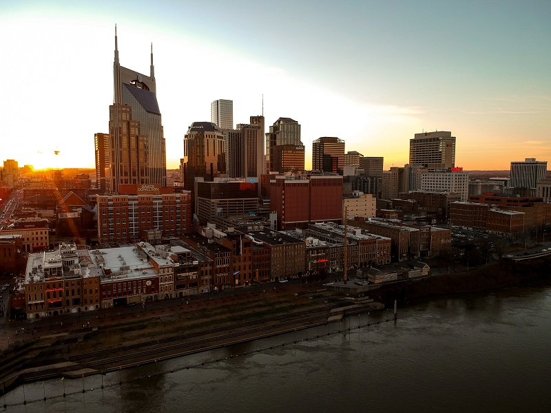 Virgin Hotels Nashville is now accepting reservations for stays starting May 3, 2020 in Nashville's beautifully historic Music Row. Where to Stay in Nashville | Hotels in Nashville | Nashville Travel Tips | Things to do in Nashville | Nashville Things to do for Families | Things to do in Nashville for Couples