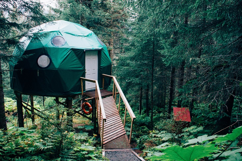 Airbnb Launches $1 Million Fund in Search of the World's Wildest Homes